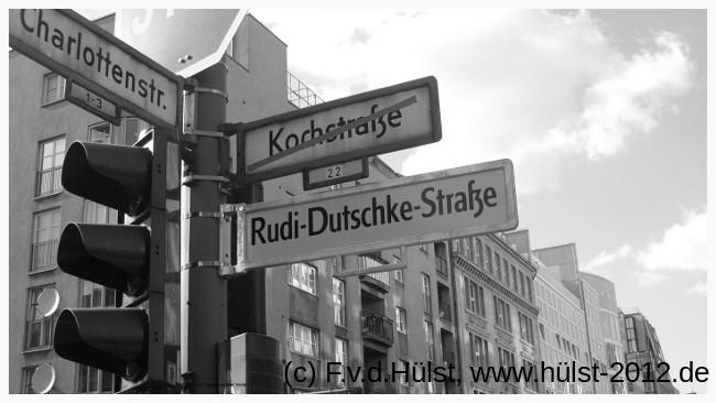 Rudi-Dutschke-Straße, Berlin